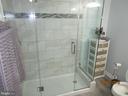 Basement bath - 6205 HAWSER DR, KING GEORGE