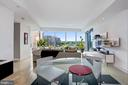 Living/Dining Combo Perfect for Entertaining - 1881 N NASH ST #1202, ARLINGTON