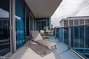 Large Terrace with Great Views - 1881 N NASH ST #1202, ARLINGTON