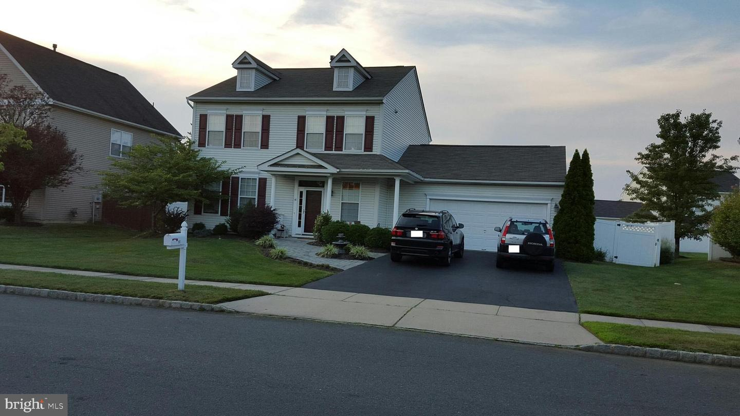 Single Family Homes for Sale at East Windsor, New Jersey 08520 United States