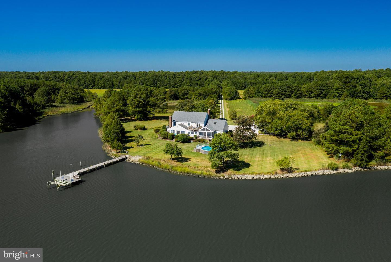Single Family Homes для того Продажа на Cambridge, Мэриленд 21613 Соединенные Штаты