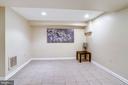 Fully Tiled Basement - 1718 M ST NE, WASHINGTON