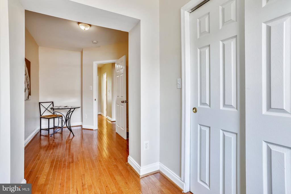 3rd bedroom - 1718 M ST NE, WASHINGTON