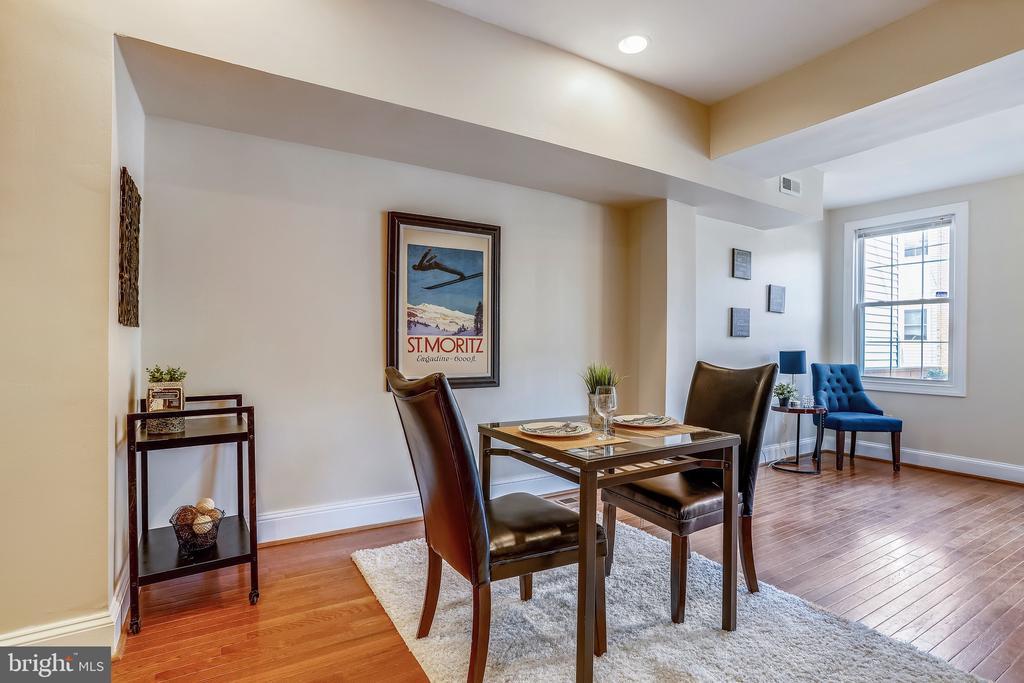 Dining Area - 1718 M ST NE, WASHINGTON