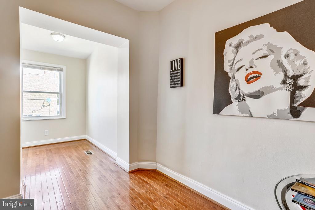 3rd Upper Level Bedroom - 1718 M ST NE, WASHINGTON
