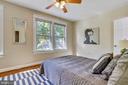 Upper Level Master Bedroom - 1718 M ST NE, WASHINGTON