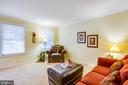 Formal Living Room - 9806 RAMSAY DR, FREDERICKSBURG