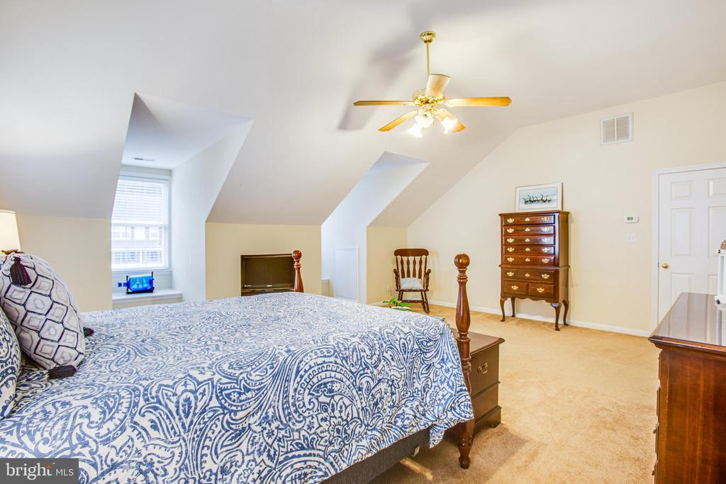 Master Bedroom - 9806 RAMSAY DR, FREDERICKSBURG