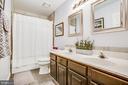 Upstairs Hallway Full Bath - 9806 RAMSAY DR, FREDERICKSBURG