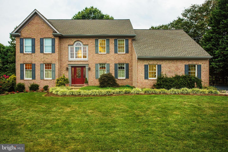Single Family Homes için Satış at Hockessin, Delaware 19707 Amerika Birleşik Devletleri