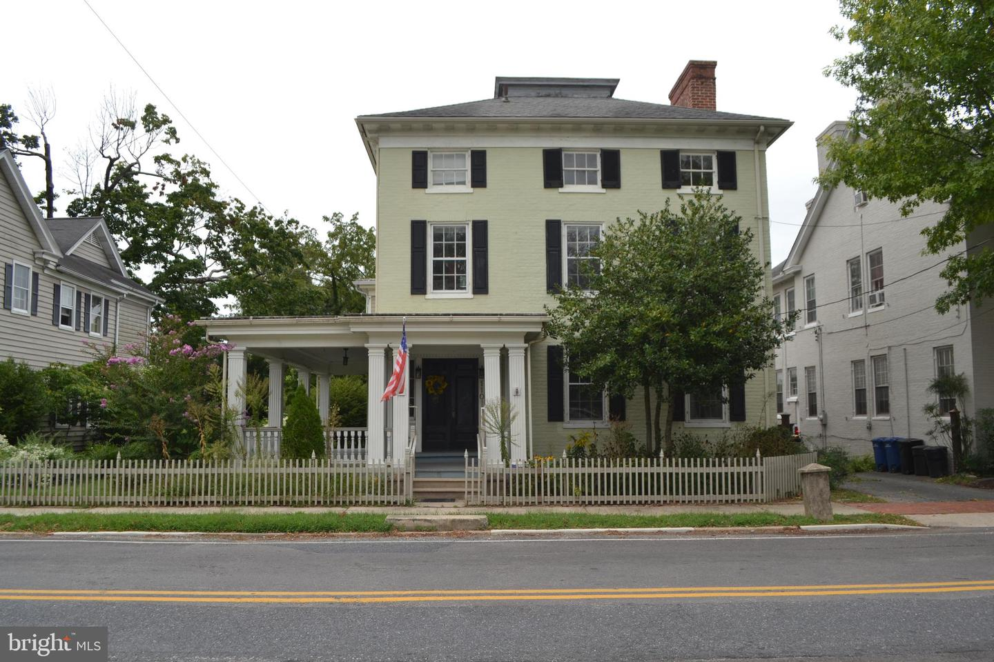 Single Family Homes for Sale at 110 S LIBERTY Street Centreville, Maryland 21617 United States