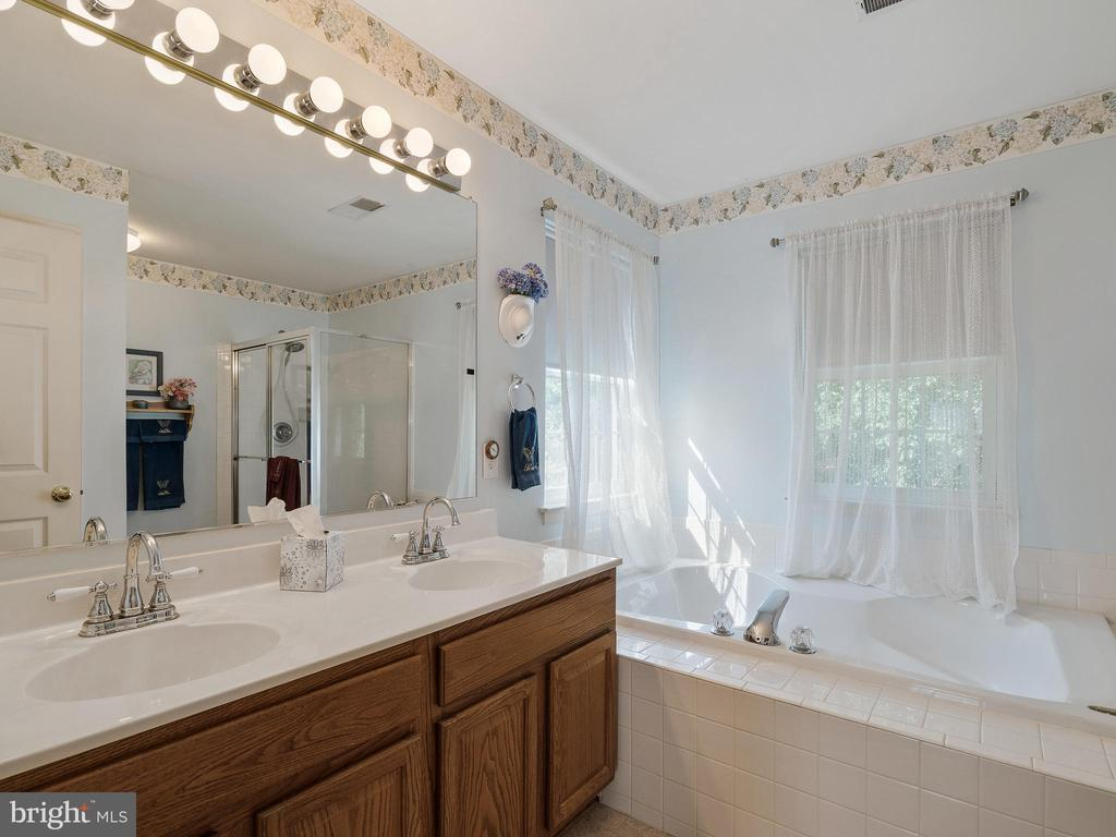 Master Bathroom - 94 CHADWICK DR, STAFFORD