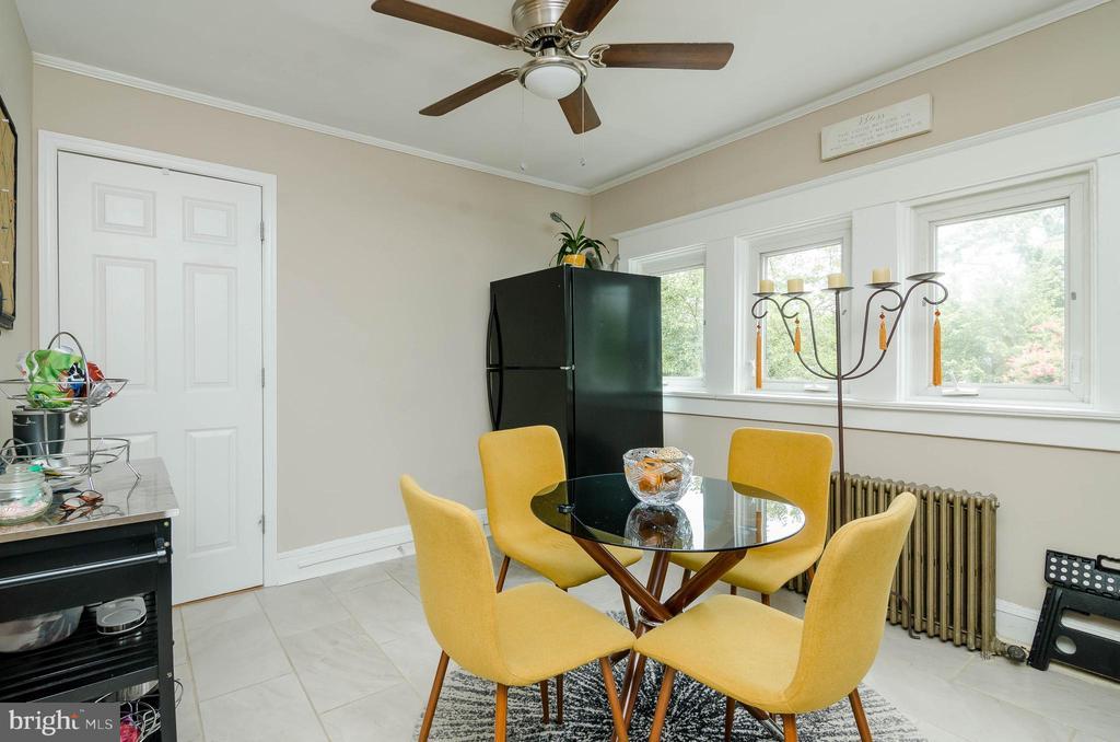 3rd Floor Kitchen - 1307 LONGFELLOW ST NW, WASHINGTON