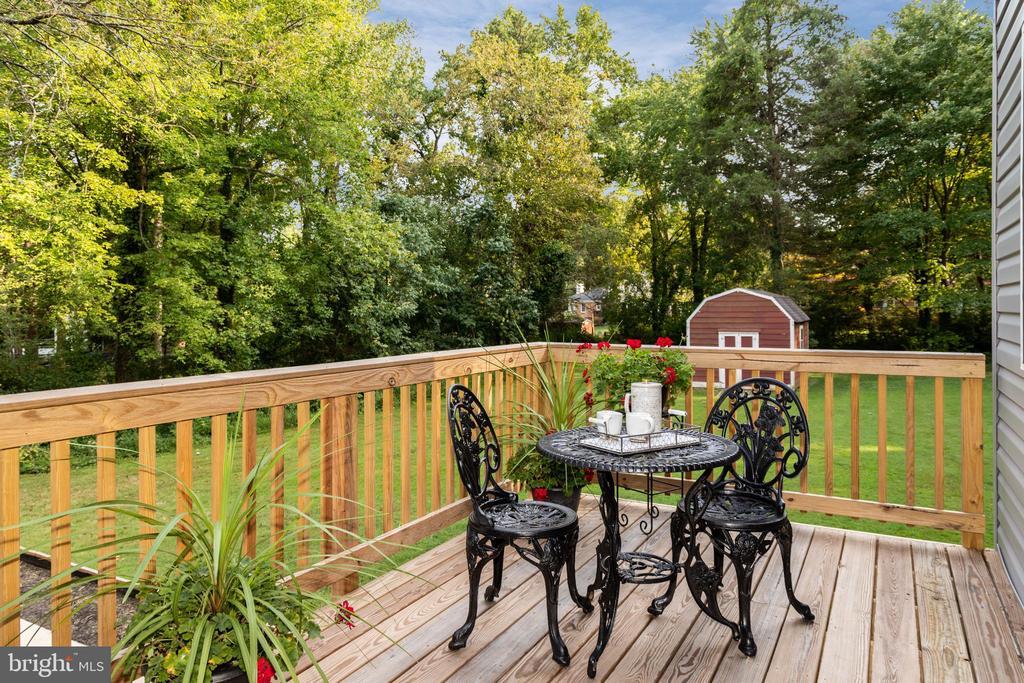 Your own private backyard retreat! - 5201 MOUNT VERNON MEMORIAL HWY, ALEXANDRIA