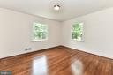 Bedroom #1=RENOVATED to 1ST FL. MASTER IF DESIRED! - 5201 MOUNT VERNON MEMORIAL HWY, ALEXANDRIA