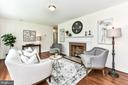 Such a charming and intimate setting! - 5201 MOUNT VERNON MEMORIAL HWY, ALEXANDRIA