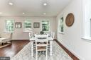Surrounded by light and privacy! - 5201 MOUNT VERNON MEMORIAL HWY, ALEXANDRIA