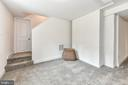 Fully finished basement! - 5201 MOUNT VERNON MEMORIAL HWY, ALEXANDRIA