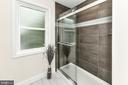 Extra large master bathroom shower - 5201 MOUNT VERNON MEMORIAL HWY, ALEXANDRIA