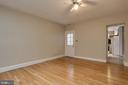 Unit 2 Entry and Living/Dining Room - 1011 I ST SE, WASHINGTON