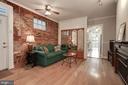 Living Room/Entry Unit 1 - 1011 I ST SE, WASHINGTON