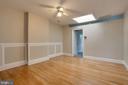 Unit 2 Entry and Living/Dinning Room - 1011 I ST SE, WASHINGTON