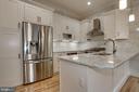 Kitchen - 1235 S ST NW #1, WASHINGTON