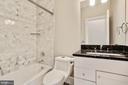 Hall Bath - 1235 S ST NW #1, WASHINGTON
