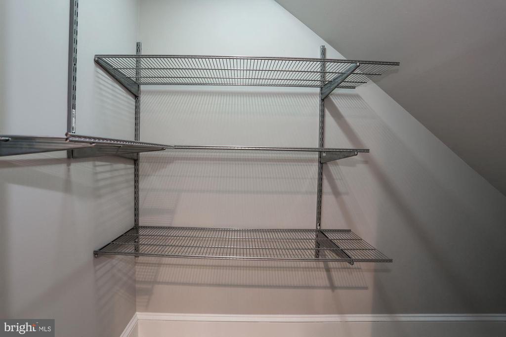 Lower Level storage closet - 1235 S ST NW #1, WASHINGTON