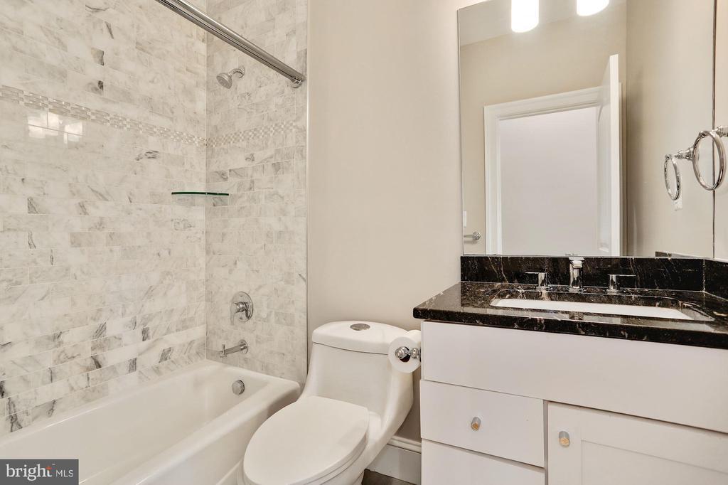 Hallway Bathroom - 1235 S ST NW #1, WASHINGTON