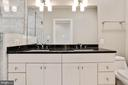 Master Bathroom - 1235 S ST NW #1, WASHINGTON