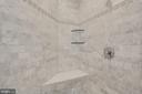 Master Bath Shower - 1235 S ST NW #1, WASHINGTON