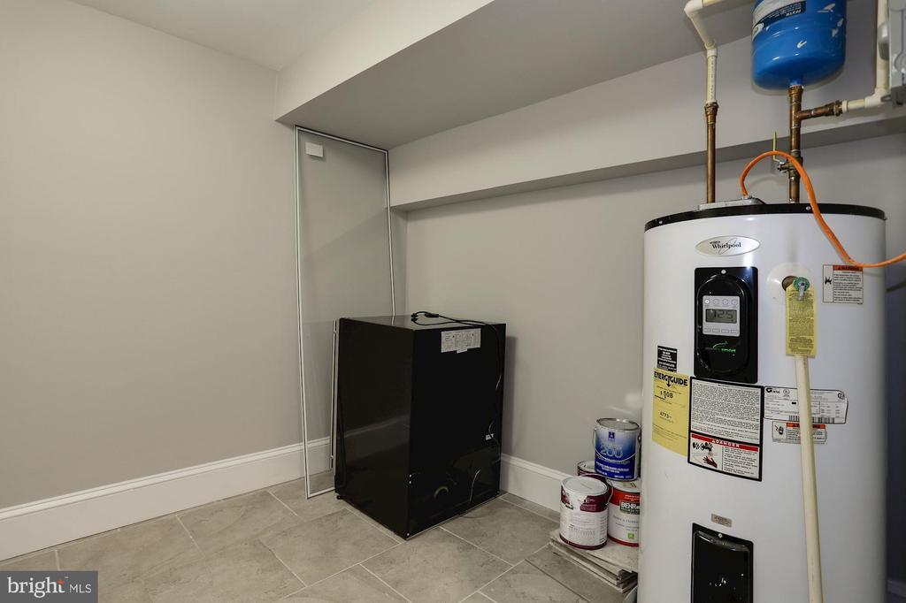 Lower Level Separate Storage Room - 1235 S ST NW #1, WASHINGTON