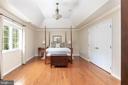 master bedroom - 25327 JUSTICE DR, CHANTILLY
