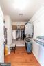 master closet #1 - 25327 JUSTICE DR, CHANTILLY