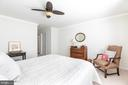 bedroom #4/view 2 - 25327 JUSTICE DR, CHANTILLY