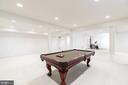 you can start w/ a pool table that conveys - 25327 JUSTICE DR, CHANTILLY