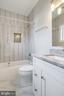 Full bathroom. - 2054 ARCH DR, FALLS CHURCH