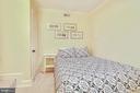 LL bonus room, used for guests - 2848 S ABINGDON ST, ARLINGTON