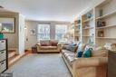 With built-in bookcases - 2848 S ABINGDON ST, ARLINGTON