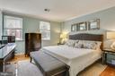 Spacious master bedroom - 2848 S ABINGDON ST, ARLINGTON