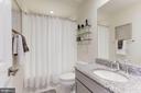 Second upper level bathroom - 23403 CARTERS MEADOW TERRACE #23403, ASHBURN