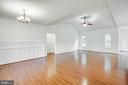 Hardwood floors throughout living area! - 170 LITTLE WHIM, FREDERICKSBURG