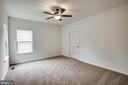 Master bedroom! - 170 LITTLE WHIM, FREDERICKSBURG