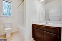 Hall bath - 170 LITTLE WHIM, FREDERICKSBURG