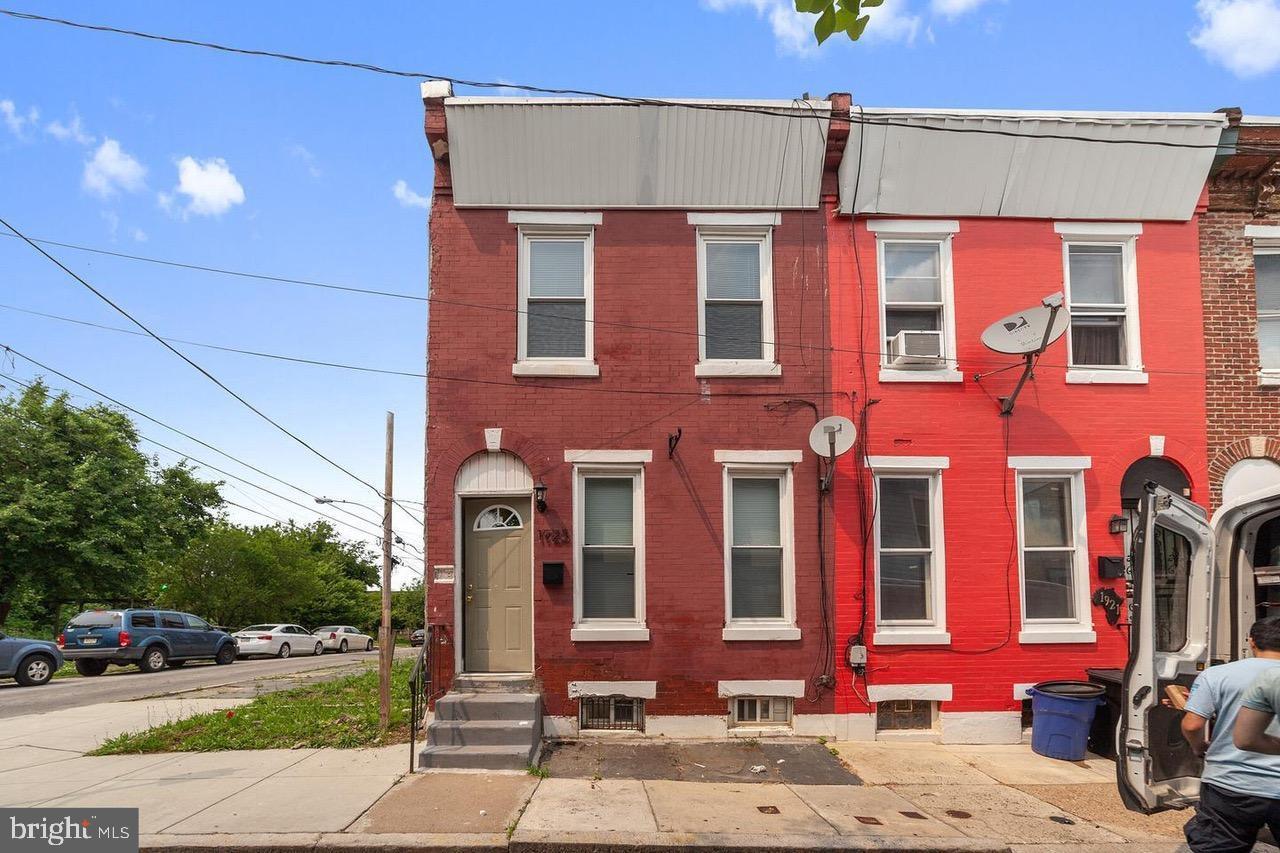 Single Family Homes pour l à louer à Philadelphie, Pennsylvanie 19121 États-Unis