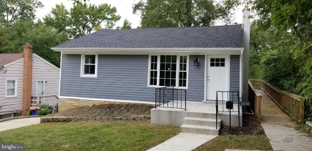 Single Family Homes for Sale at Berwyn Heights, Maryland 20740 United States