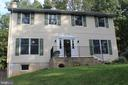 Secluded front yard - 7738 TALBOT RUN RD, MOUNT AIRY