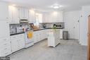 Newly Renovated Kitchen - 7738 TALBOT RUN RD, MOUNT AIRY
