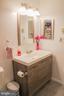 Renovated Full Bath - 7738 TALBOT RUN RD, MOUNT AIRY